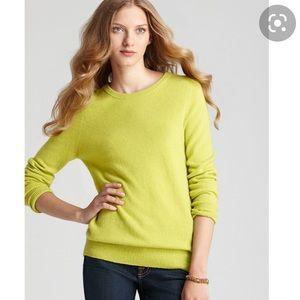 Equipment Citrine Cashmere Sweater